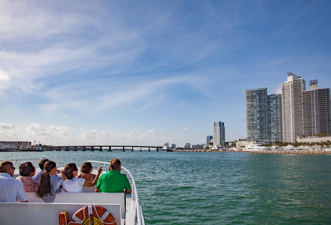 rondvaart Miami
