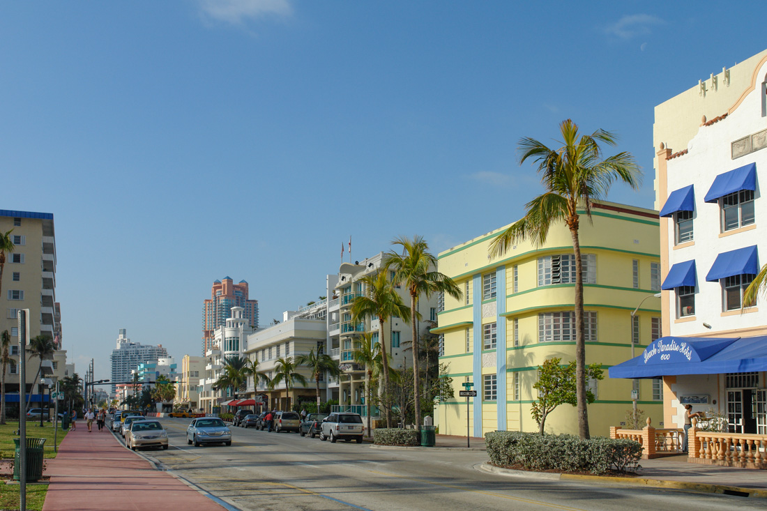 vakantie in Miami Beach